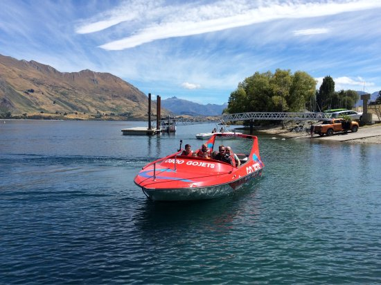 Роторуа, Новая Зеландия: Go Jets Wanaka