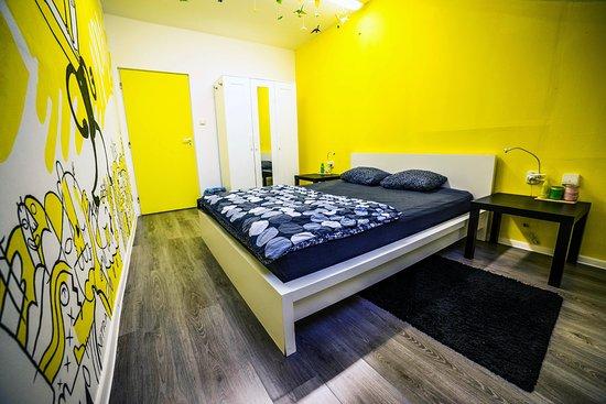 Nitra, Slovakia: Double room