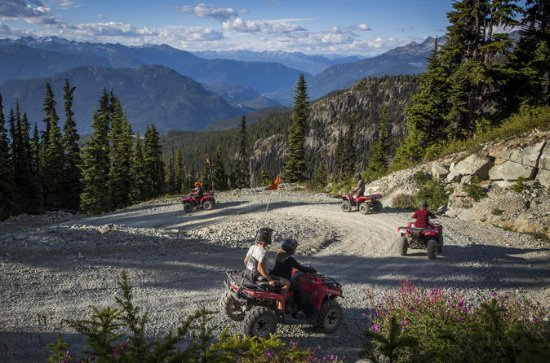 Tour ATV Mountain Explorer