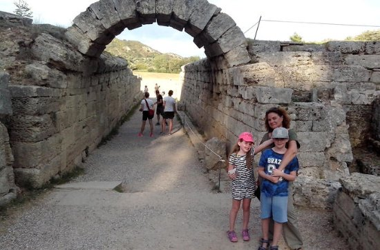 Epidaurus, Mycenae, Olympia, Delphi, Meteora 4-Day Greece Tour