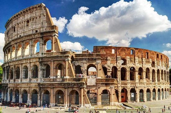 Private Colosseum and Ancient Rome...