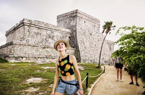 Coba and Tulum Ruins Tour