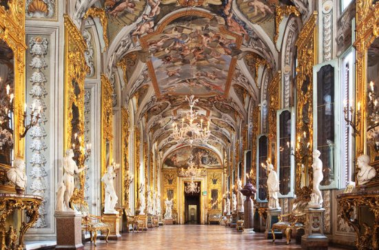 Doria Pamphilj Palace Gallery and...