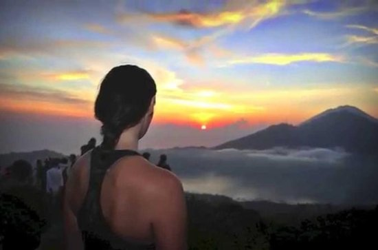 Small-Group Mount Batur Sunrise...