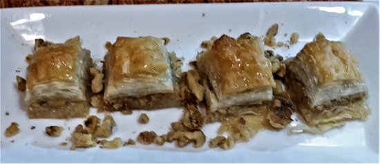 Clifton Park, Estado de Nueva York: Baklava.