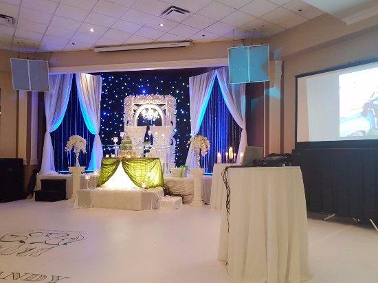 Concord, Canada: Queen Wedding Decor - Contact Queena, tell them Nikita Sent you! ;P