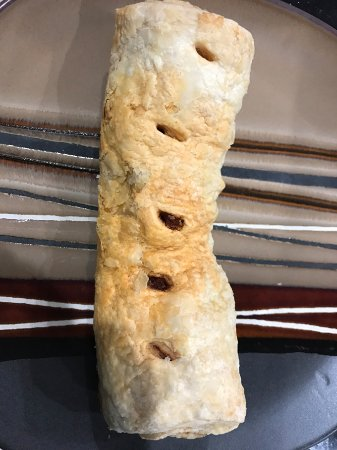 Cumming, Georgien: chilli chicken roll