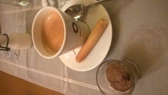 Evergem, Belgien: koffie
