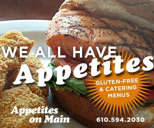 Exton, Πενσυλβάνια: Gluten Friendly