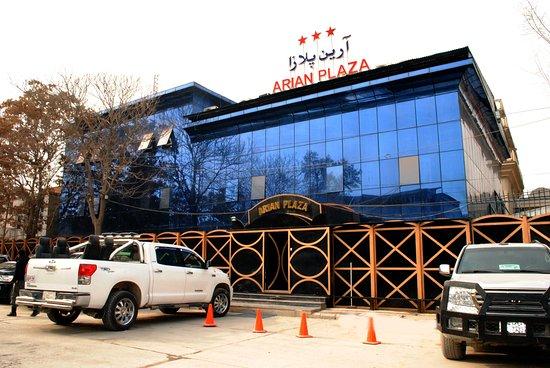 Arian Plaza