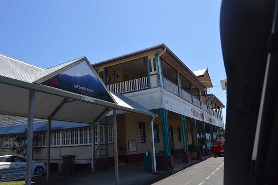 Babinda, Australia: Out front