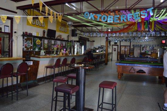Babinda, Australia: Main bar