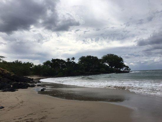 كاميولا, هاواي: ビーチに入ったところ