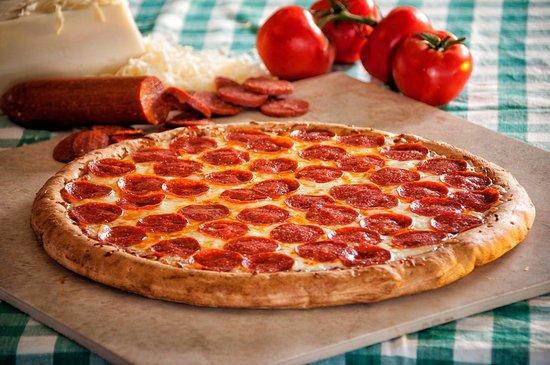 Paradise, PA: peperoni pizza