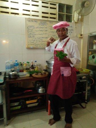 Battambang, Cambodia: explanation from the masterchef