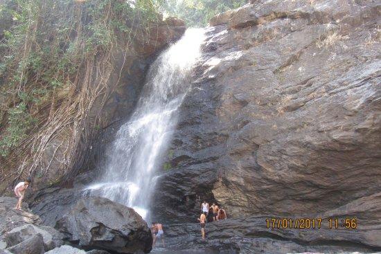 Soochippara Falls (Sentinel Rock Waterfall): Falls