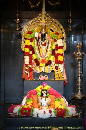 Concord, Kalifornia: Lord Murugan and Lord Shiva