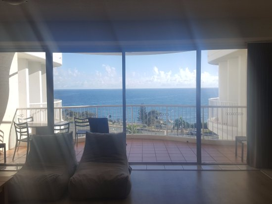 Osprey Apartments: Great view from Apartment 56