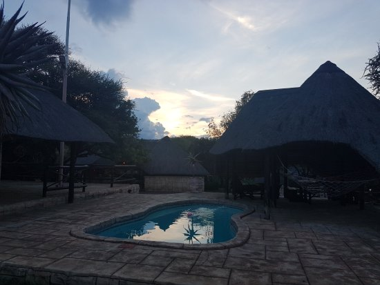 North-West Province, South Africa: Communal Pool
