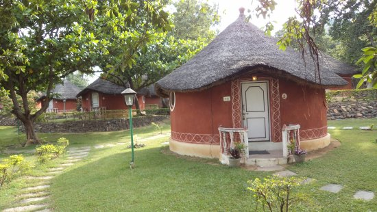 Kishkinda Heritage Resort: cottage