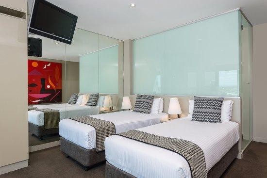 Preston, Australia: Twin Bed Manahattan