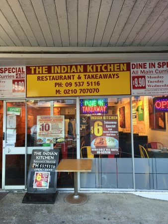 Howick, New Zealand: Awesome Curry and Best Indian 🥘!!