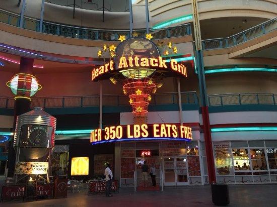 Heart Grill Fremont Las Vegas Nv