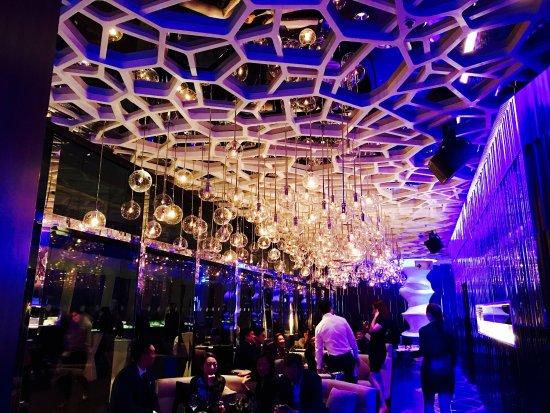 Ozone Bar - Picture of OZONE, Hong Kong - TripAdvisor