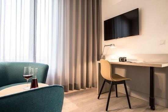Landau in der Pfalz, Almanya: Junior Suite mit separatem Schlafzimmer