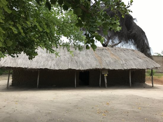 Village Museum: One of the different types of African huts