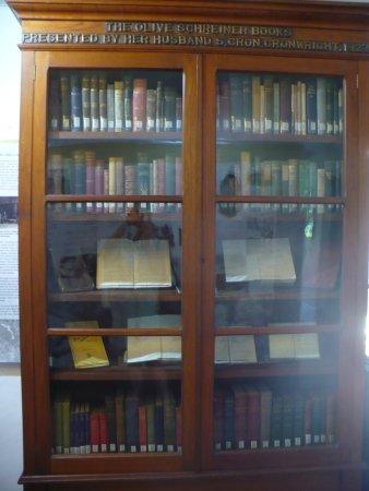 Cradock, Republika Południowej Afryki: Olive Schreiners Books