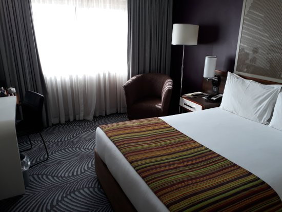 Garden Court Sandton City: Lovely ambiance! Really comfortable bed!