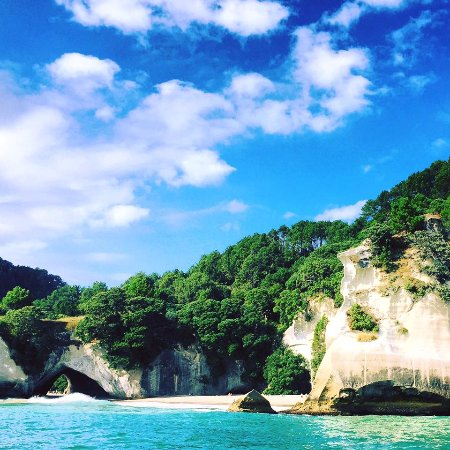Whitianga, Yeni Zelanda: Cathedral Cove