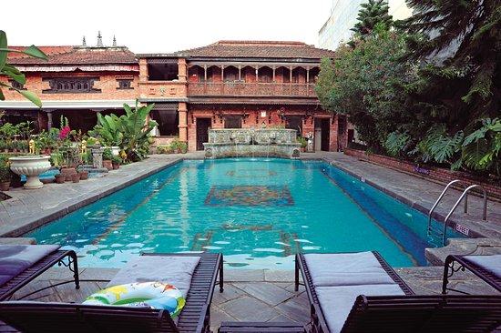 Twin Bed Room at Hotel Manaslu.. - 호텔 마나슬루, 카트만두 사진 - 트립어드바이저