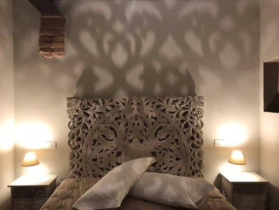 Cavriago, Italy: una delle nostre camere....per accoglierti in un viaggio di piacere o di lavoro.