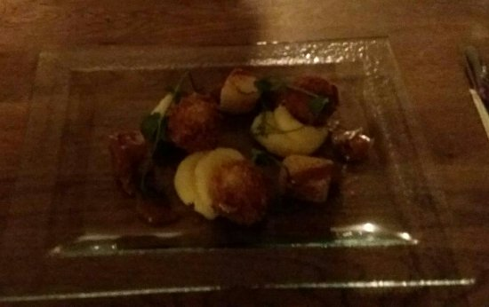 Lockerbie, UK: Haggis, Neeps 'N' Tattie Bon-Bons