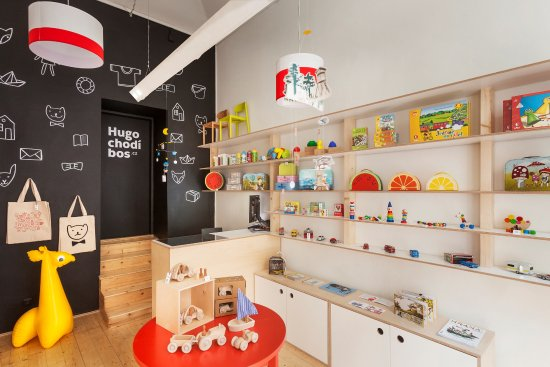 Hugo chodi bos - Czech made toys and kids accessories