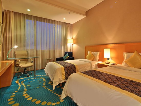 Zhongqinglv Shanshui Shishang Hotel Fulihua