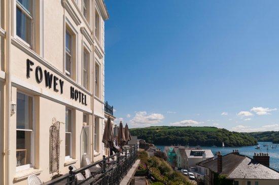 The Fowey Hotel Bild