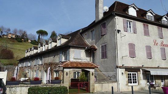 Beaulieu-sur-Dordogne照片