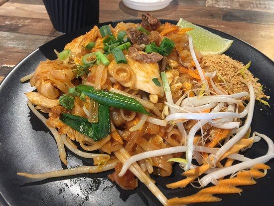 Southport, Australia: Blue Moon Thai Cafe