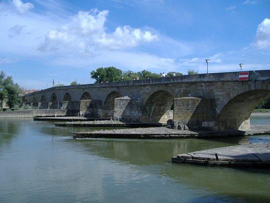 Steinerne Brücke Aufnahme