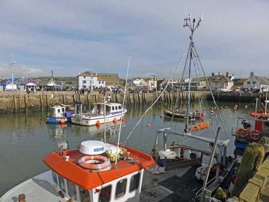 West Bay Harbour.