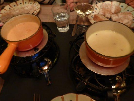 Rustico: Unsere Auswahl an verschiedenen Käse Fondue