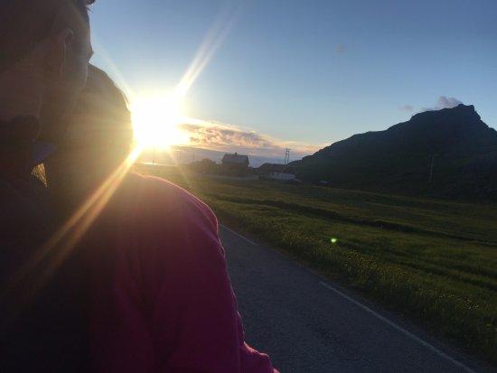 Nordland, Norway: Mezzanotte alle lofoten