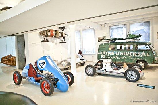 Prototyp Das Automuseum
