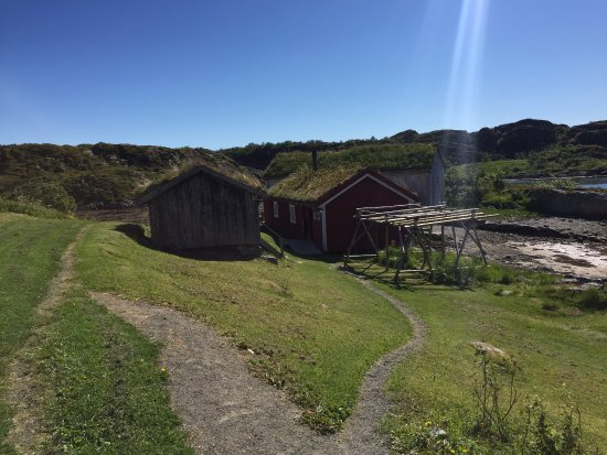 Nordland, Norway: Casette tipiche