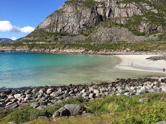 Nordland, Norway: Spiaggia