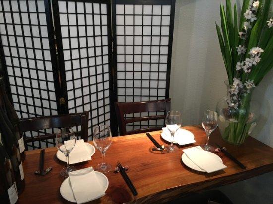Balnarring, Australia: Table for 4