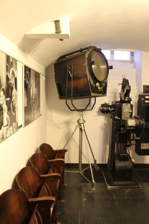 The Film Museum: cinematic devices